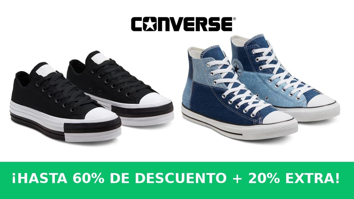 Sigle Days Converse barato, calzado de marca barato, ofertas en zapatillas chollo