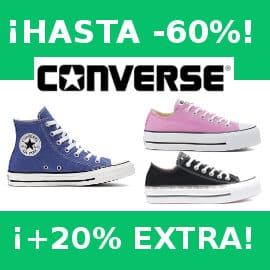 Sigle Days Converse barato, calzado de marca barato, ofertas en zapatillas