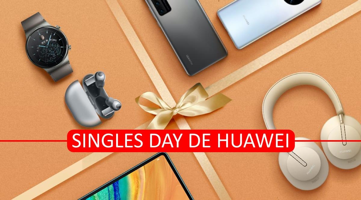 Singles Day de Huawei, 11 del 11, chollo