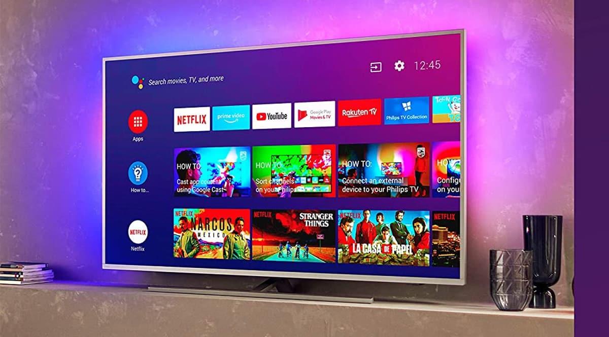 Televisor Philips Ambilight 43PUS8505 barato. Ofertas en televisores, televisores baratos, chollo