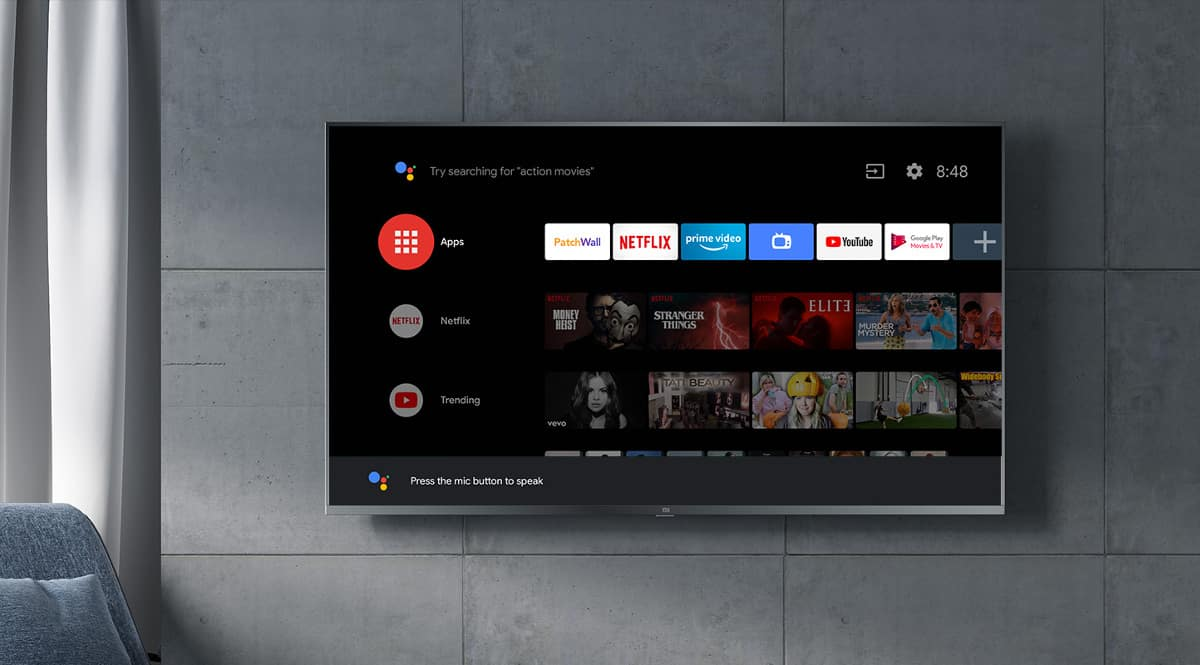 Televisor Xiaomi Mi TV 4S 55 pulgadas. Ofertas en televisores, televisores baratos, chollo