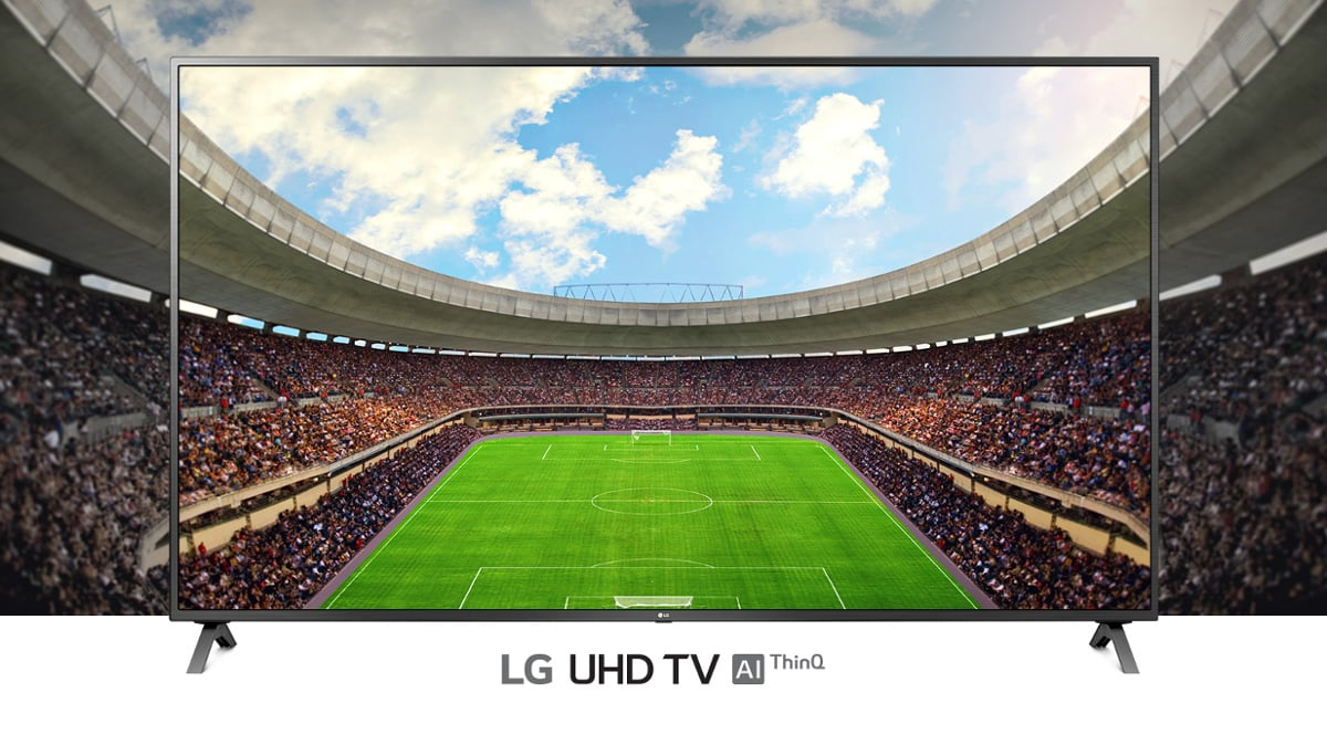Televisor de 75 pulgadas LG 75UN81006LB barato. Ofertas en televisores, televisores baratos, chollo