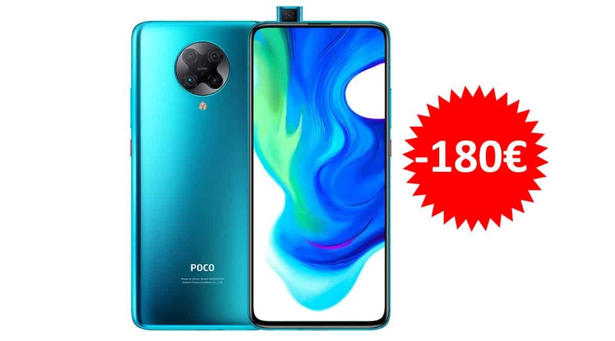 ¡¡Chollo!! Móvil Xiaomi Poco F2 Pro 6/128GB sólo 349 euros. Te ahorras 180 euros.