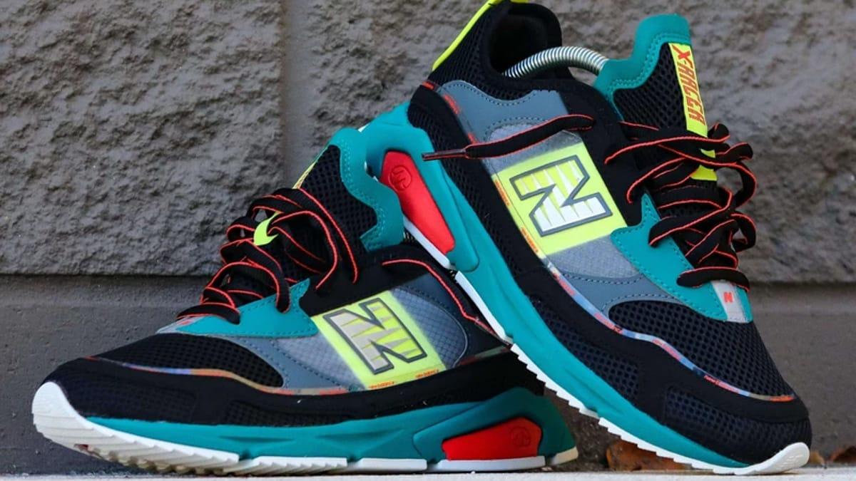 Zapatillas New Balance X-Racer baratas, calzado barato, ofertas en zapatillas deportivas chollo