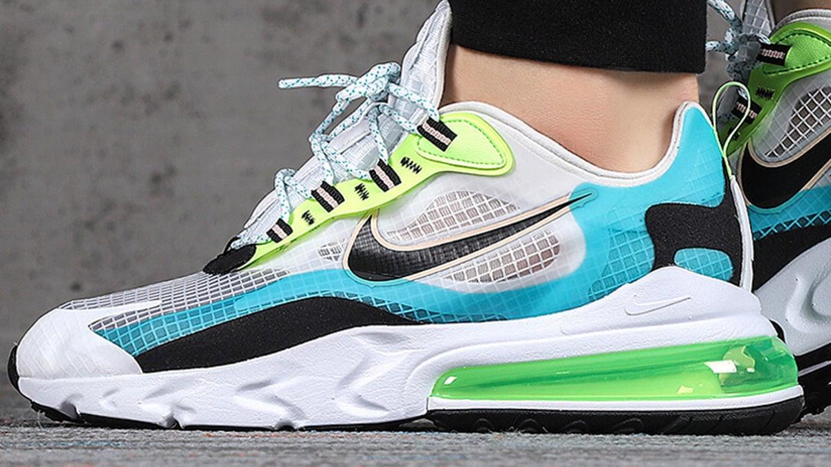 Zapatillas Nike Air Max 270 React SE baratas, calzado barato, ofertas en zapatillas de marca chollo