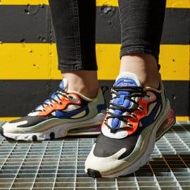 Zapatillas Nike Air Max 270 React baratas, calzado barato, zapatillas de marca baratas
