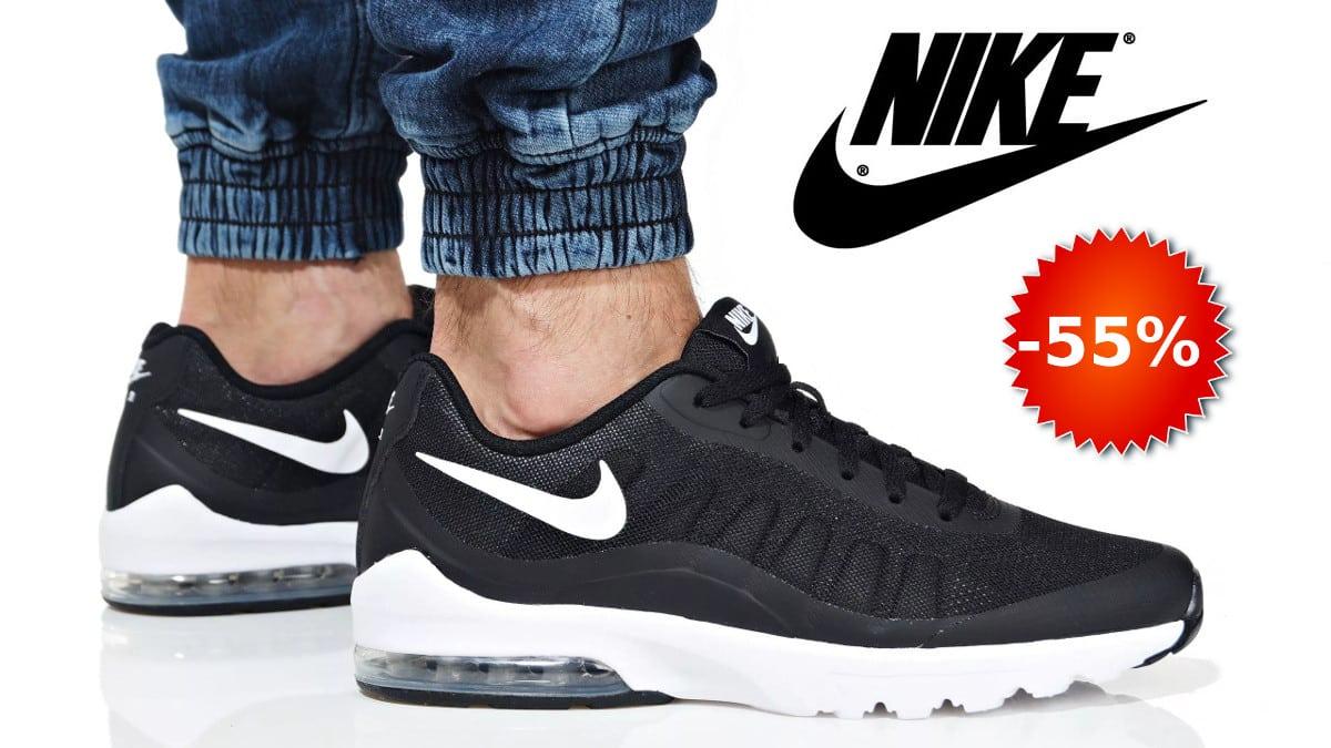 Zapatillas Nike Air Max Invigor baratas, calzado de marca barato, ofertas en zapatillas deportivas chollo2