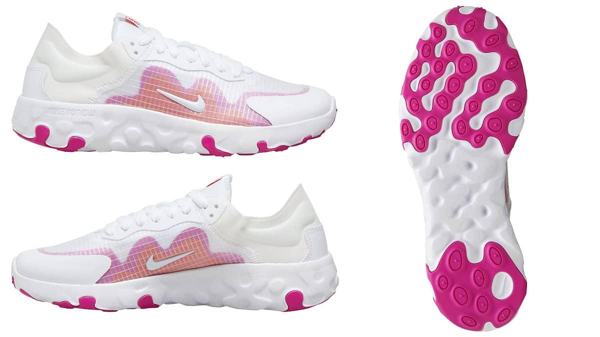 Zapatillas Nike Renew Lucent baratas, calzado de marca barato, ofertas en zapatillas chollo