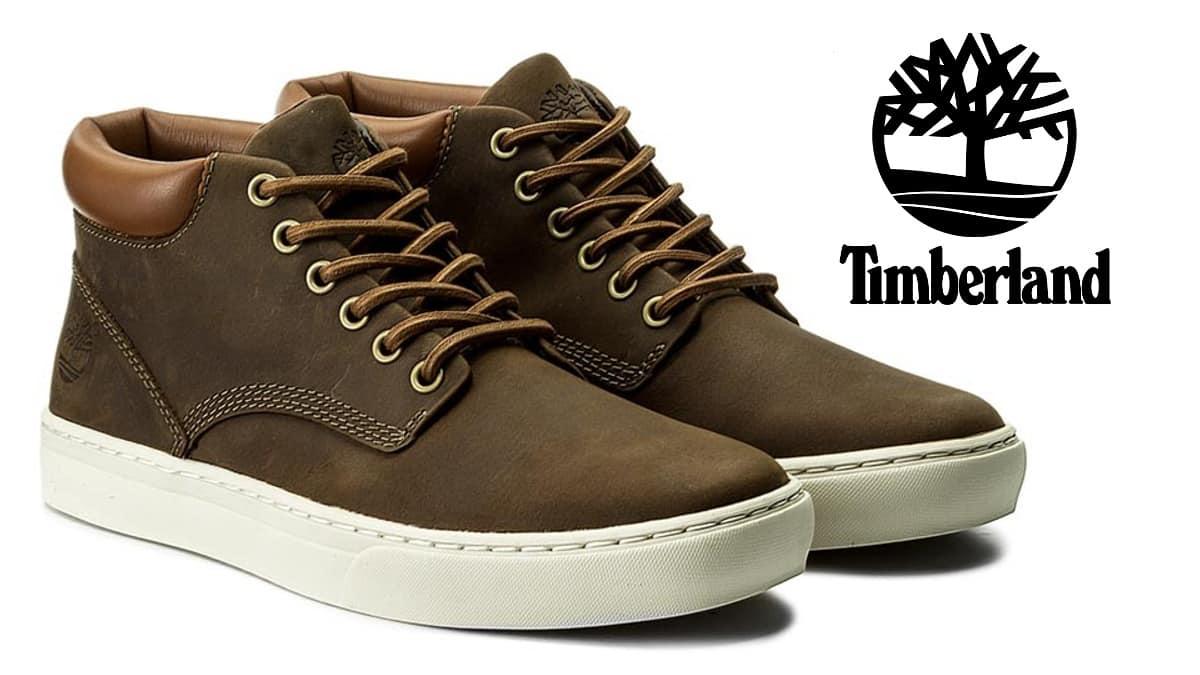 Zapatillas Timberland Adventure 2.0 Cupsole Chukka baratas, calzado barato, ofertas en zapatillas de marca chollo