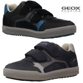Zapatillas para niño Geox J Arzach Boy baratas, calzado barato, ofertas para niño