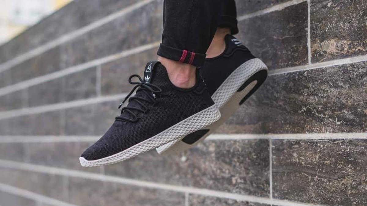 Zapatillas unisex Adidas Originals Pharrell Williams baratas, calzado barato, ofertas en zapatillas chollo