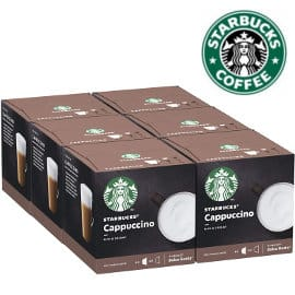 cápsulas STARBUCKS Cappuccino para Dolce Gusto baratas, cápsulas de café baratas, ofertas supermercado