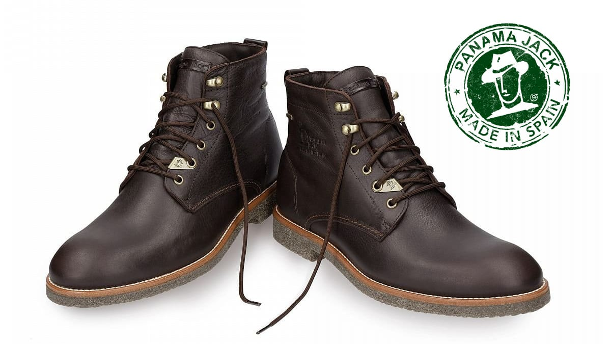Botas Panama Jack Glasgow GTX baratas, calzado barato, ofertas en botas chollo