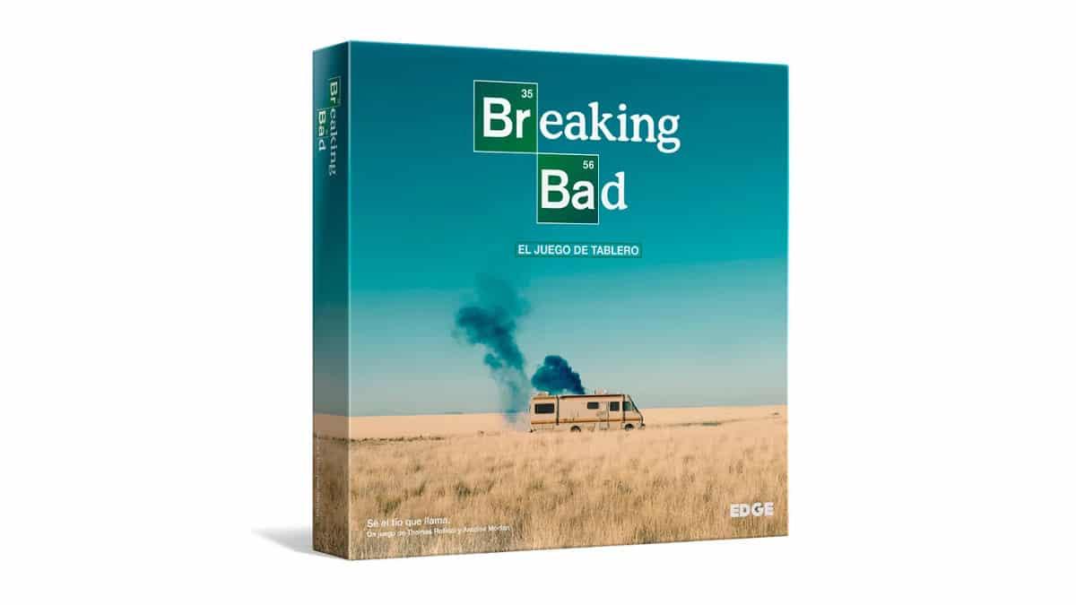 Breaking Bad el Juego de Tablero barato, juegos de mesa baratos, chollo