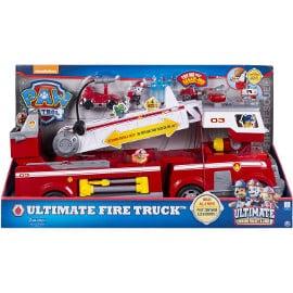 Camión de bomberos de la Patrulla Canina barato, juguetes baratos