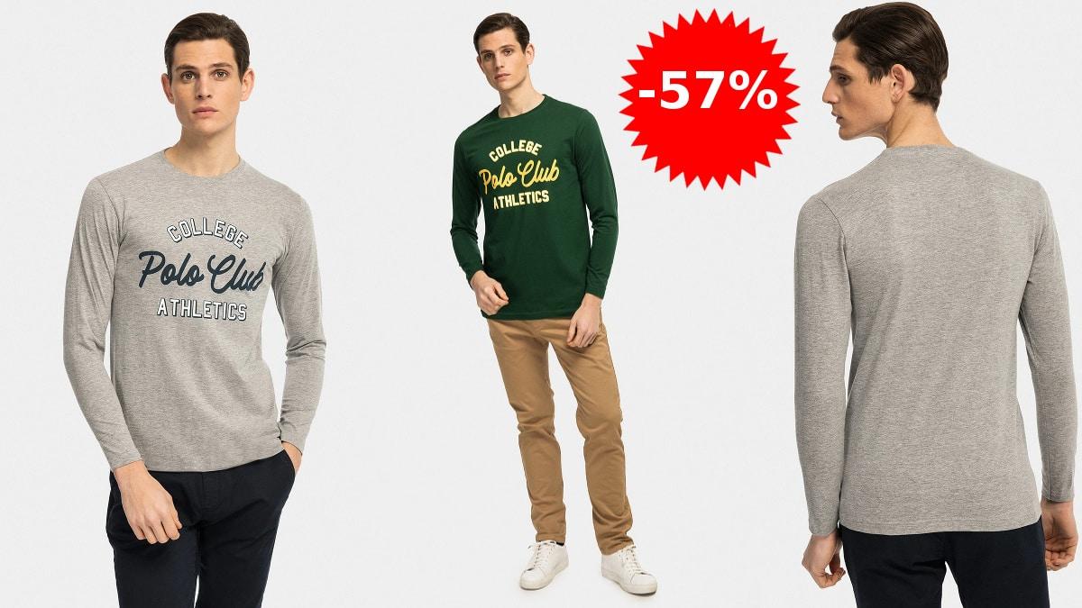 Camiseta Polo Club Gordon barata, camisetas baratas, ofertas en ropa de marca, chollo
