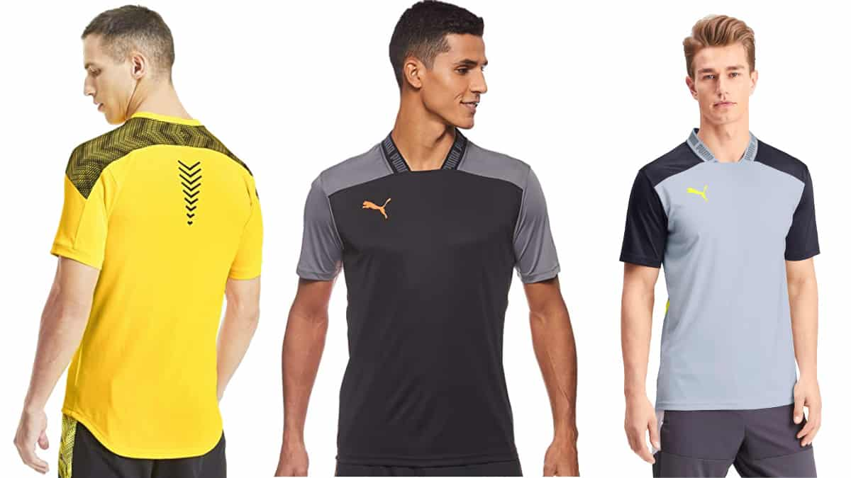 Camiseta Puma Pro barata, ropa de marca barata, ofertas en ropa deportiva chollo