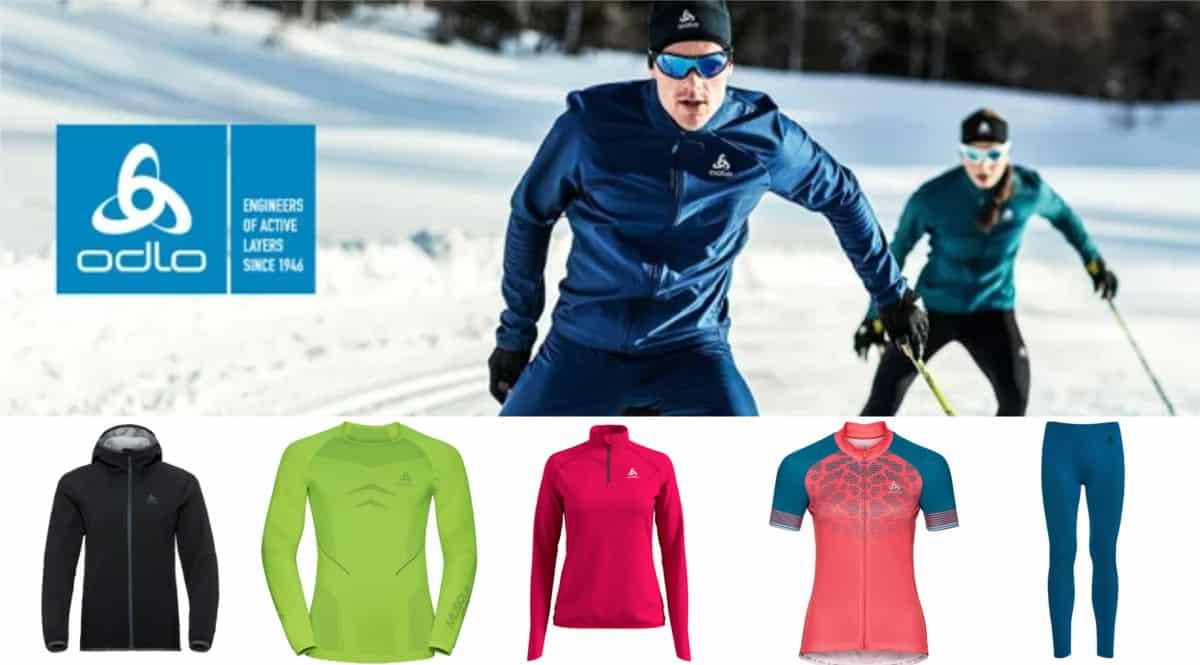 Campaña de Odlo en Private Sport Shop. Ofertas en ropa de marca, ropa de marca barata, chollo