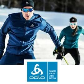 Campaña de Odlo en Private Sport Shop. Ofertas en ropa de marca, ropa de marca barata