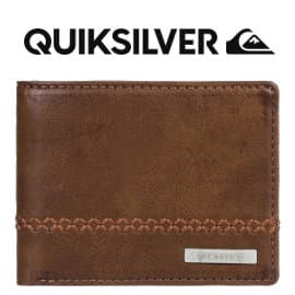 Cartera con monedero Quiksilver Stitchy barata, carteras baratas, ofertas en complementos