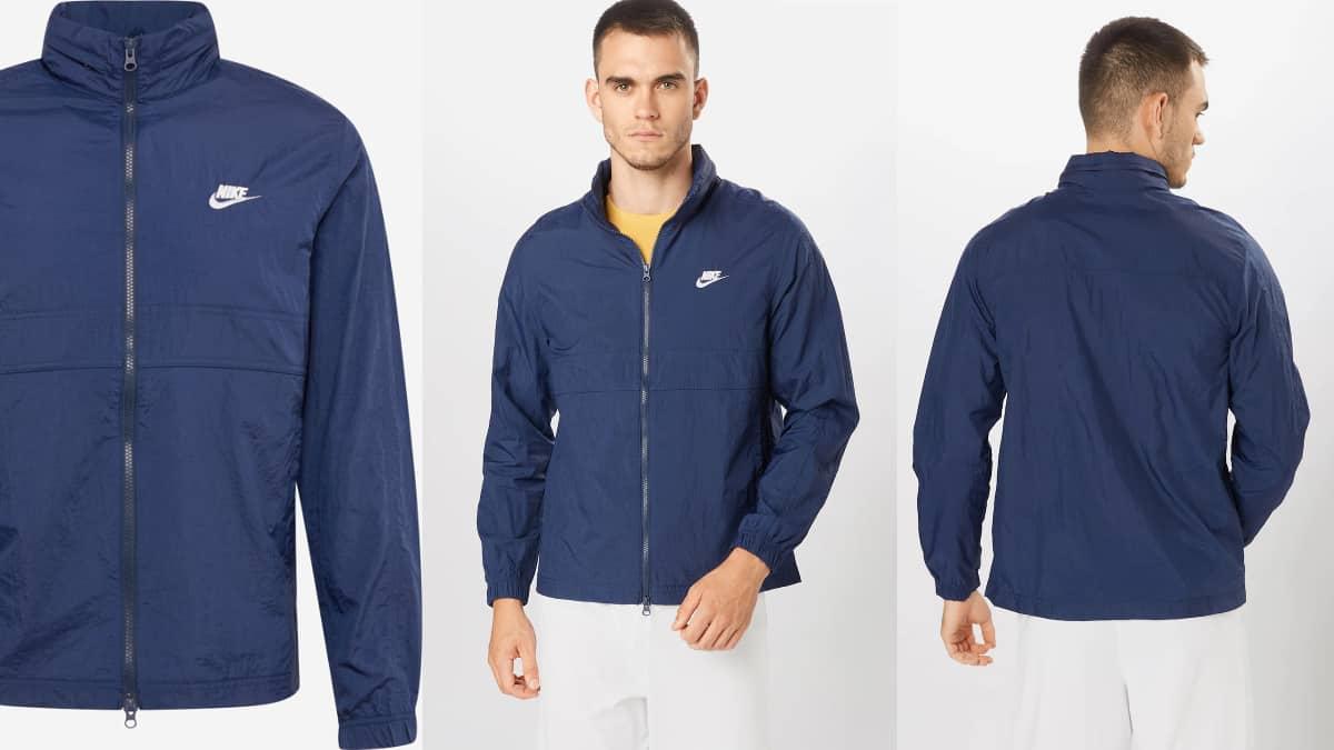 Chaqueta Nike Sportswear barata, ropa de marca barata, ofertas en chaquetas chollo