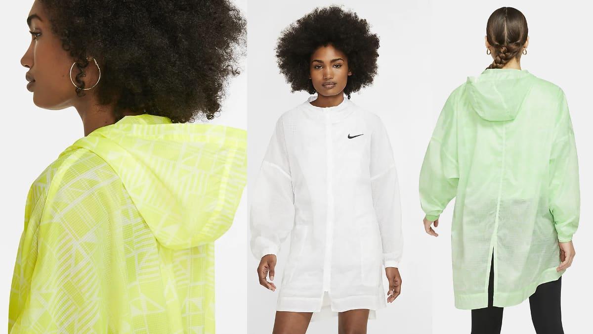 Chaqueta Nike Sportswear para mujer barata, ropa de marca barata, ofertas en chaquetas chollo