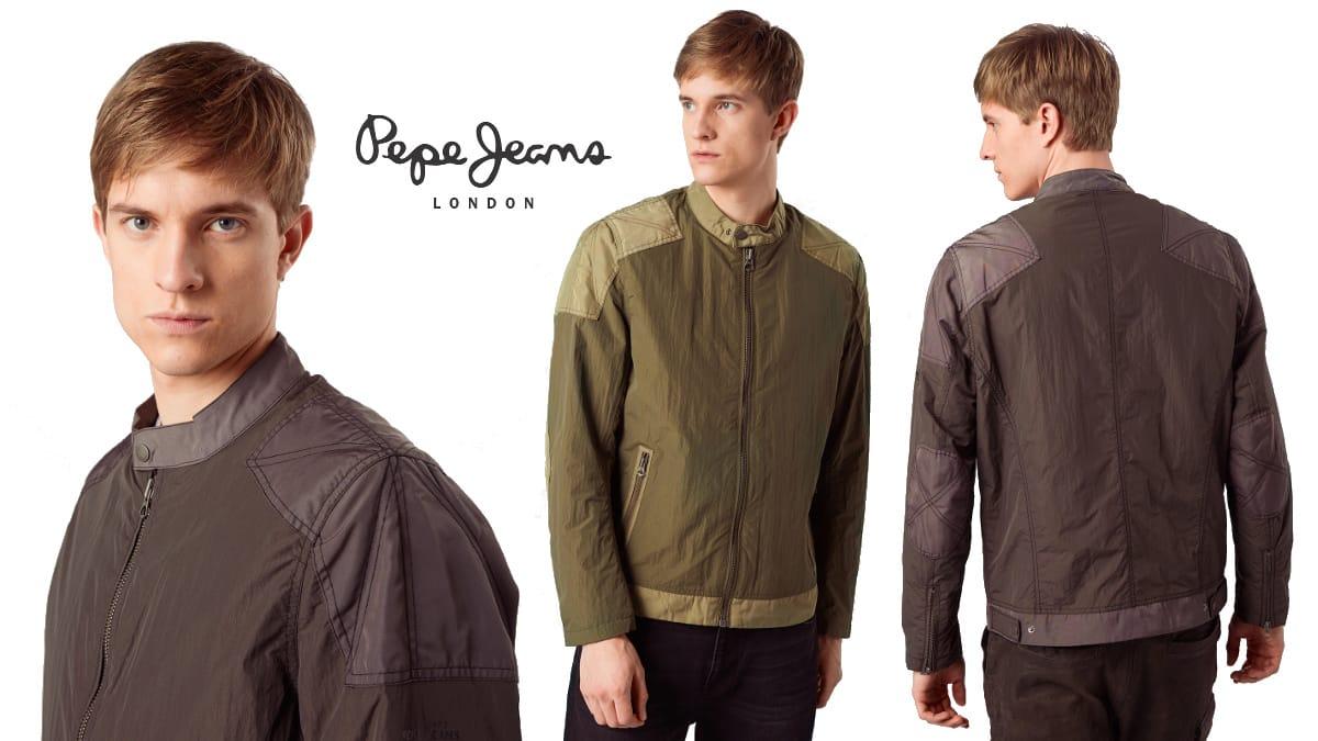Chaqueta Pepe Jeans Eagle barata, ropa de marca barata, ofertas en chaquetas chollo