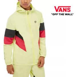 Chaqueta cortavientos Vans Inside barata, chaquetas baratas, ofertas en ropa de marca