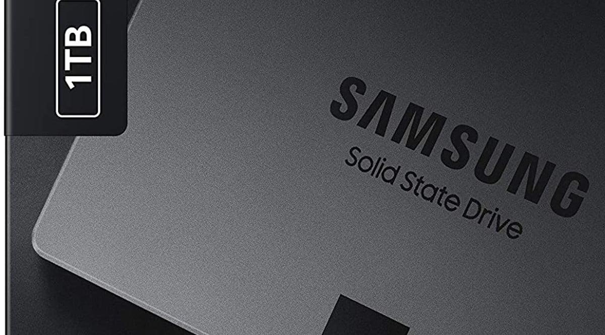 Disco SSD Samsung 870 QVO de 1TB barato. Ofertas en discos SSD, discos SSD baratos, chollo