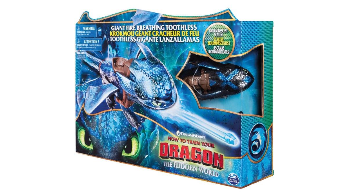 Dragón Lanzallamas Desdentado de Bizak barato, juguetes baratos, chollo