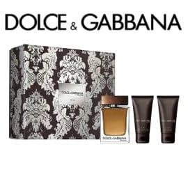 Estuche DOLCE & GABBANA The One For Men barato, colonias baratos, ofertas en estuches para regalar