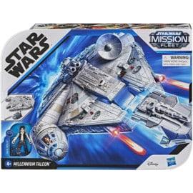 Figura Halcón Milenario Star Wars Mission Fleet barata. Ofertas en juguetes, juguetes baratos