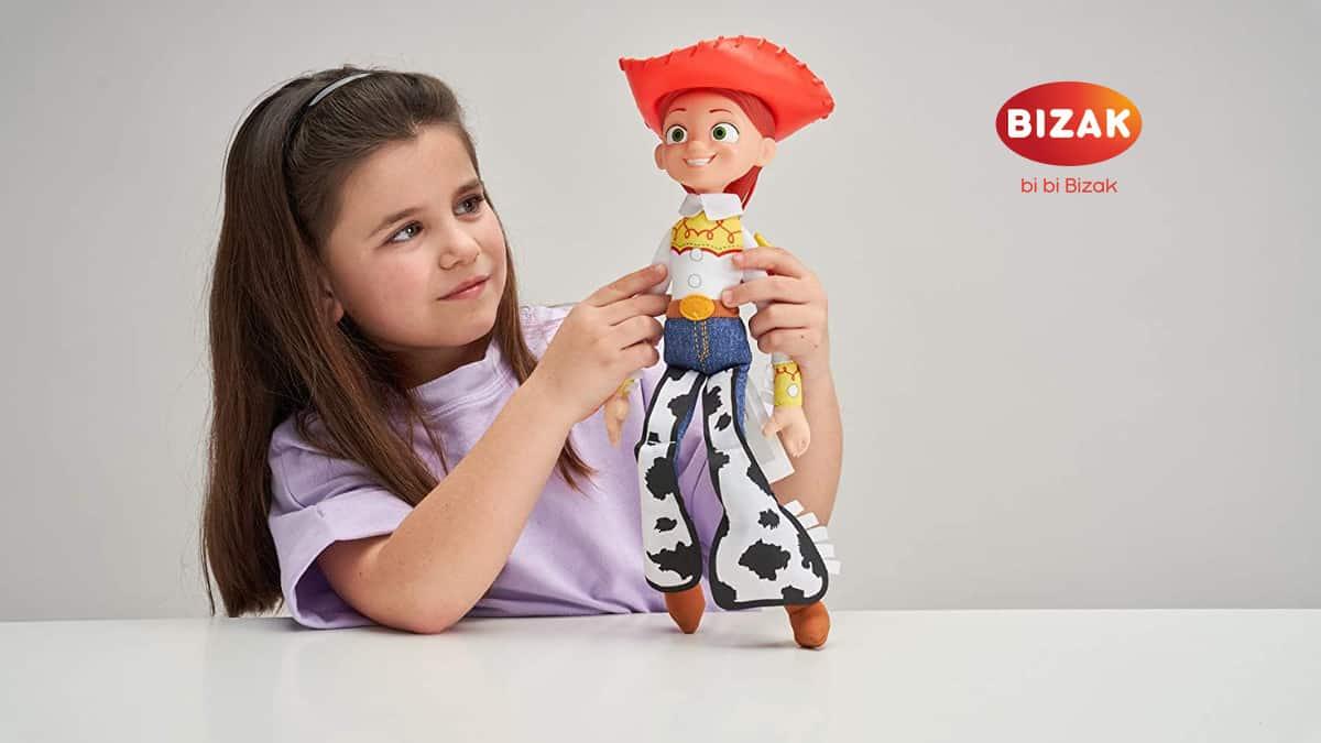 Figura Toy Story 4 Jessie la Vaquera 35cm barata, juguetes baratos, chollo