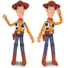 Figura articulada con voz Woody barata, juguetes baratos, ofertas para niños