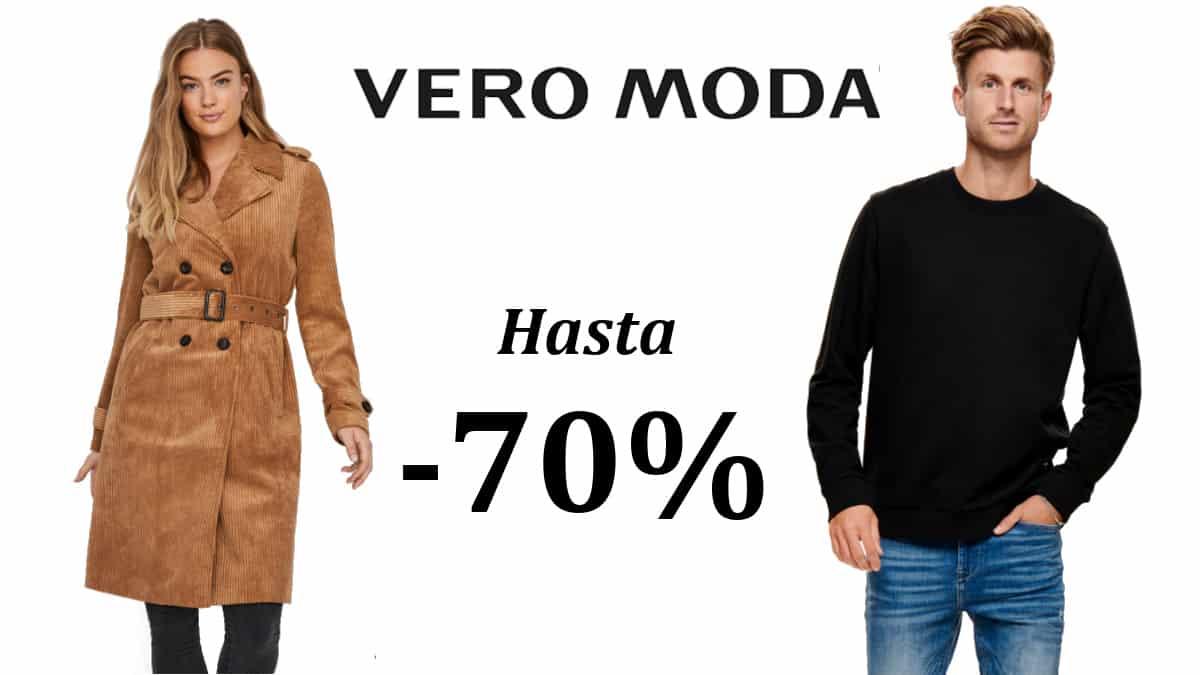Hasta un 70% de descuento en ropa Vero Moda, ropa para hombre y mujer barata, ofertas en ropa de marca,chollo