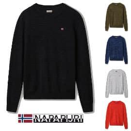 Jersey Napapijri Dueville barato, ropa de marca barata, ofertas en jerseis