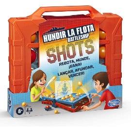 Juego Hundir la Flota Shots barato, juguetes baratos, ofertas para niños