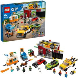 Juguete LEGO City Turbo Wheels Taller de Tuneo barato. Ofertas en juguetes, juguetes baratos