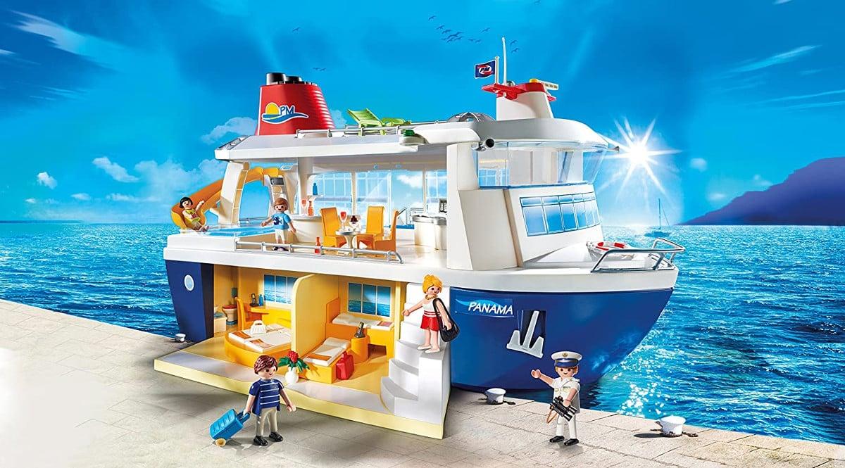 Juguete Playmobil Crucero barato. Ofertas en juguetes, juguetes baratos, chollo
