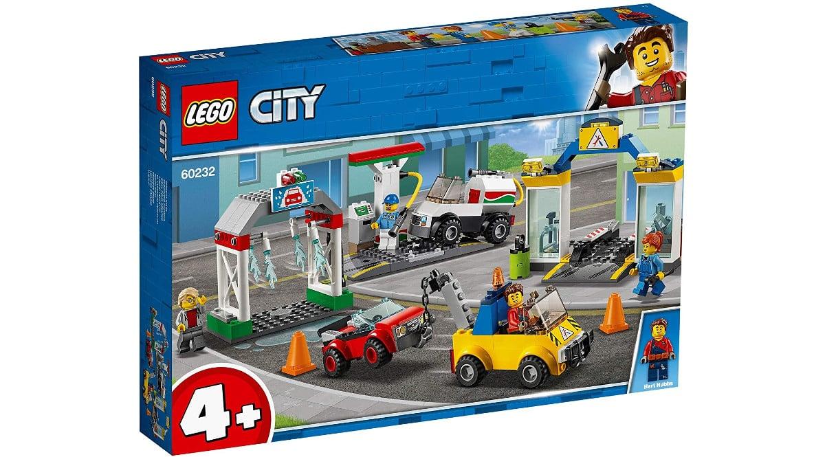 LEGO City Centro Automovilístico barato, LEGO baratos, juguetes baratos, chollo