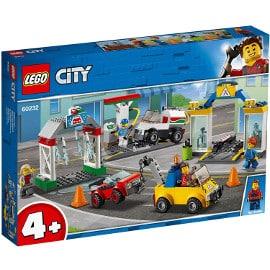 LEGO City Centro Automovilístico barato, LEGO baratos, juguetes baratos