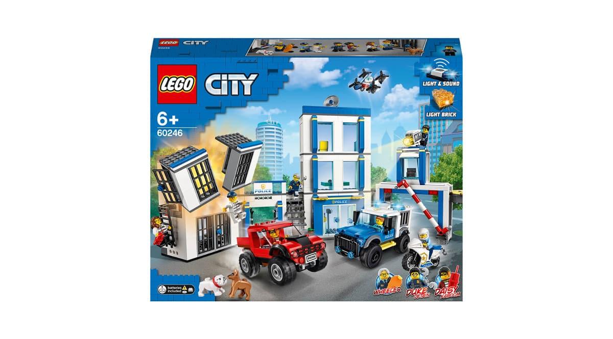 LEGO City Comisaría de Policía barato, LEGO baratos, juguetes baratos, chollo