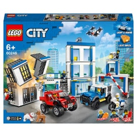 LEGO City Comisaría de Policía barato, LEGO baratos, juguetes baratos