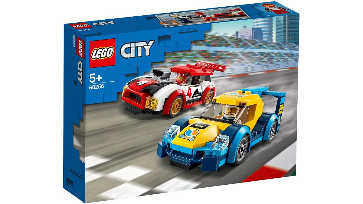 LEGO City Turbo Wheels Coches de Carreras barato, LEGO baratos, juguetes baratos, chollo