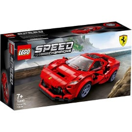 LEGO Speed Champions Ferrari F8 Tributo barato, LEGO baratos