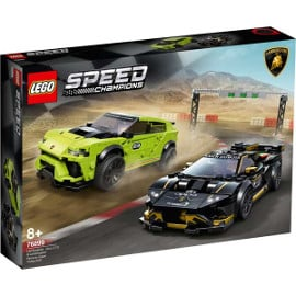 LEGO Speed Champions Lamborghini Urus y Huracán barato, LEGO baratos, juguetes baratos