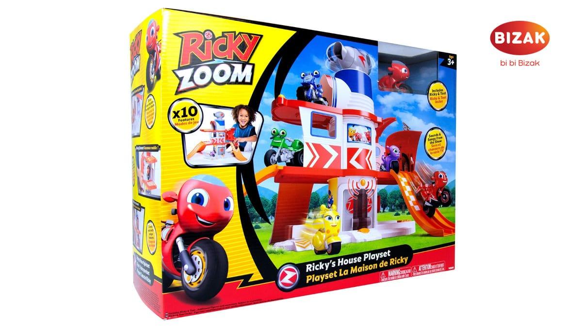 La Mansión de Ricky Zoom barata, juguetes baratos, chollo
