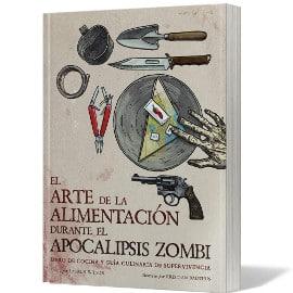 Libro El Arte de la alimentación durante el apocalipsis zombi barato, libros baratos