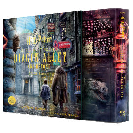 Libro Harry Potter A Pop-up Guide to Diagon Alley and Beyond barato, libros baratos, ofertas en libros