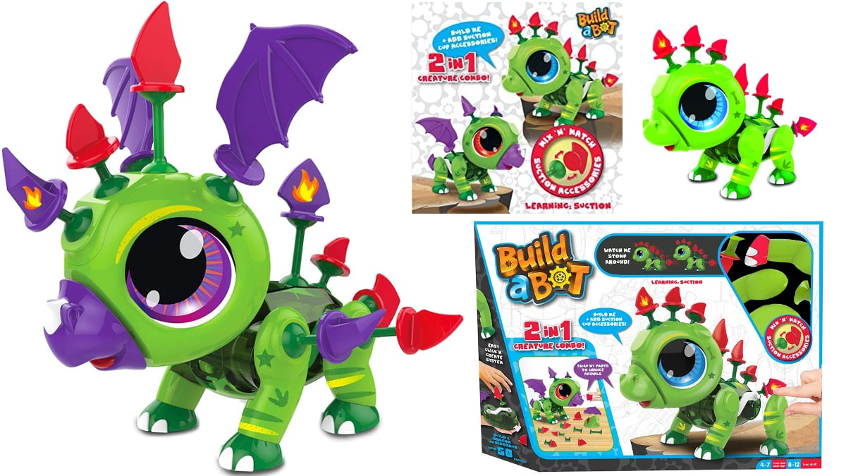 Mascota Robot 2 en 1 Dino Dragón barata, juguetes baratos, ofertas para niños chollo